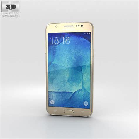 Samsung J5 Model J500g samsung galaxy j5 gold 3d model hum3d