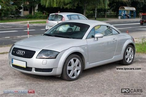 Audi Tt Baujahr 2000 by 2000 Audi Tt S Car Photo And Specs