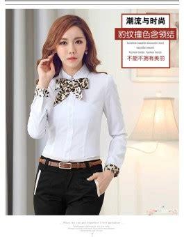 Atasan Kemeja Wanita Bertali Pita Terbaru kemeja putih pita leopard terbaru jual model