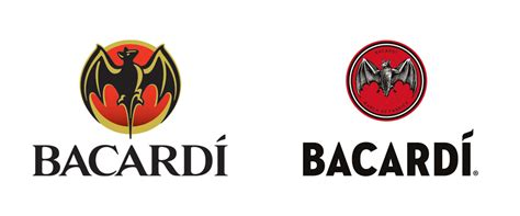 bacardi logo brand new new logo for bacard 205 by here design