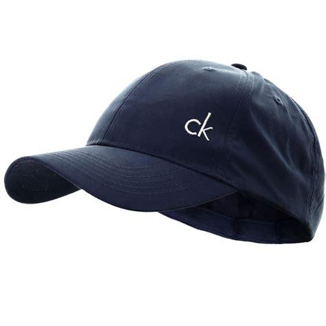 Calvin Klein Cap 5 Panel calvin klein golf mens ck vintage microfibre cap