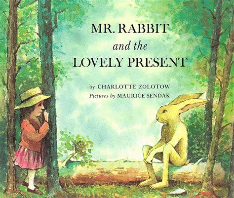 mr rabbit and the lovely present penguin books new zealand