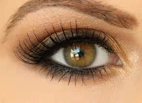 Step by step smokey brown eyeshadow tutorial