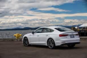 Audi Q5 Sportback 2018 Audi A5 And S5 Sportback Drive Review