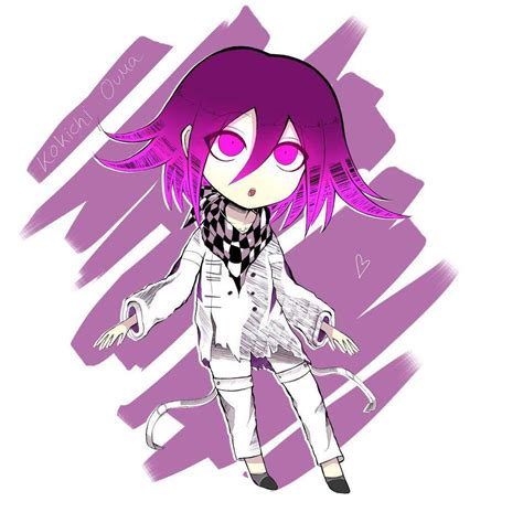 How To Draw Kokichi Ouma
