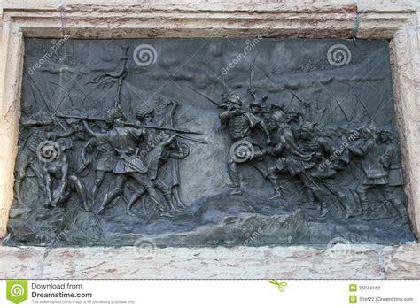 great ottoman ruler battle scene stock photo image of invasion kill carved