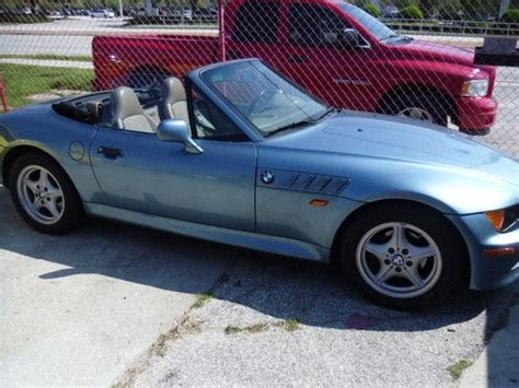 how things work cars 1997 bmw z3 electronic valve timing sell used 1997 bmw z3 roadster convertible 2 door 1 9l in jacksonville florida united states