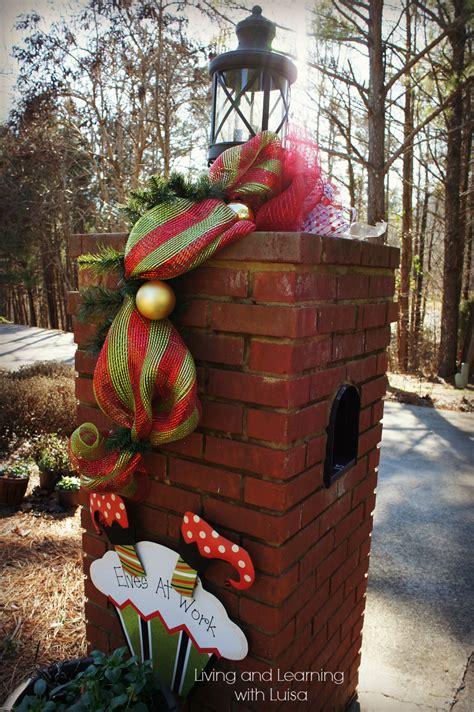 Mailbox Decor by Festive Home