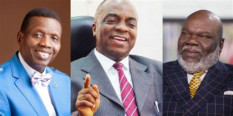 top 10 richest pastors in the world presently hynaija