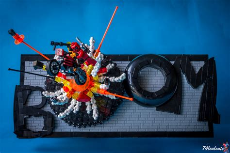 imagenes de lego marvel wolverine lego deadpool makes your eyes go boom the ephemerist