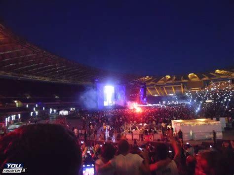 concerto vasco a roma concerto di vasco roma stadio olimpico 26 giugno