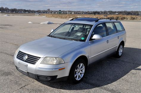 volkswagen passat wagon 2004 volkswagen passat wagon tdi related infomation
