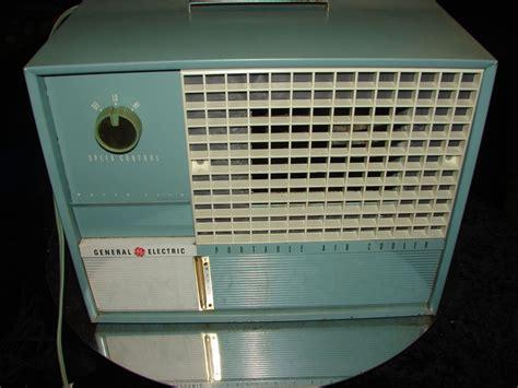 Ac Portable General vintage general electric air cooler conditioner retro