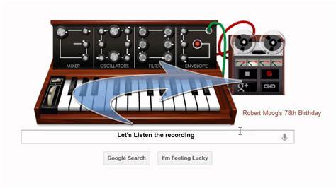 moog doodle start robert bob moog doodle siren sound