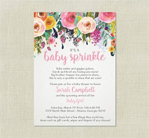 What Is A Sprinkle Baby Shower by Best 25 Baby Sprinkle Ideas On Sprinkle