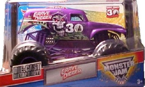 purple grave digger truck awardpedia 30 quot green