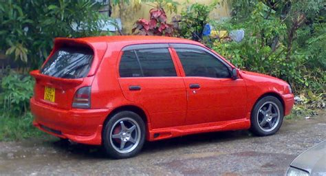 Toyota Strlet 1997 Toyota Starlet Other Pictures Cargurus