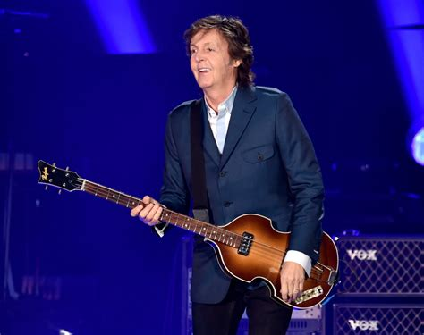 song paul mccartney tyga denies refusing beatles legend sir paul mccartney