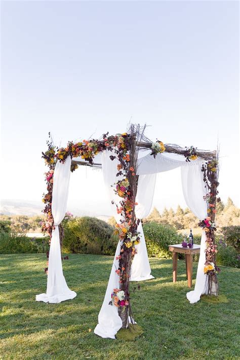 Next Mauve Curtains by 36 Fall Wedding Arch Ideas For Rustic Wedding Deer Pearl