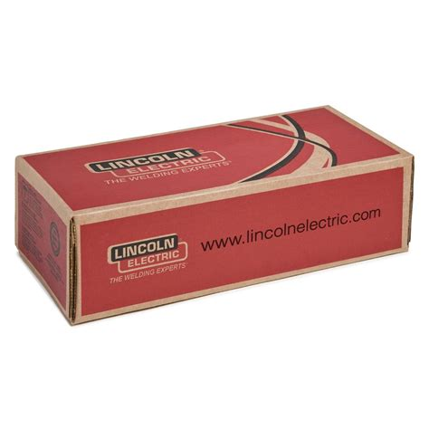 lincoln welding supply lincoln fleetweld 47 7014 1 8 inch electrode by the