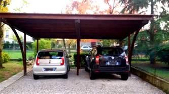 Gazebo Inglese by Carport In Legno 6x5x2 70 Copertura Per 2 Auto Gazebo