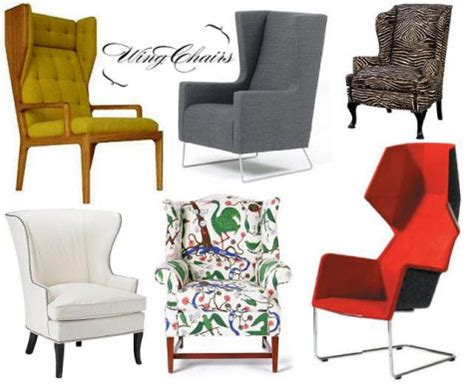Types Of Armchairs by Wingback Chair Guide Design Sponge