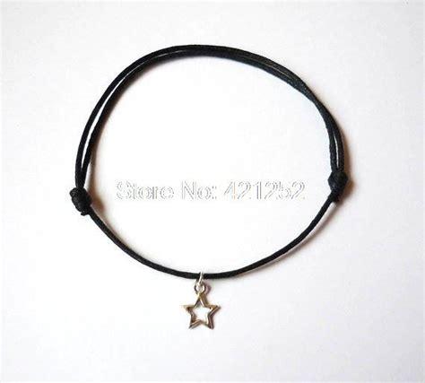 Ongkos Rakit Gelang Per String kopen wholesale leer enkelband uit china leer enkelband groothandel aliexpress