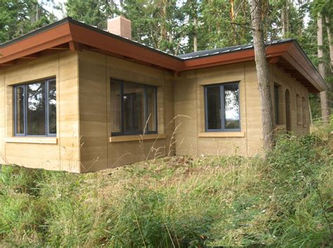 Blue Prints For Houses rammed earth fits into urban architecture s sustainable