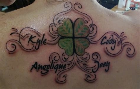 lucky charm tattoo 28 best images about celtic design on