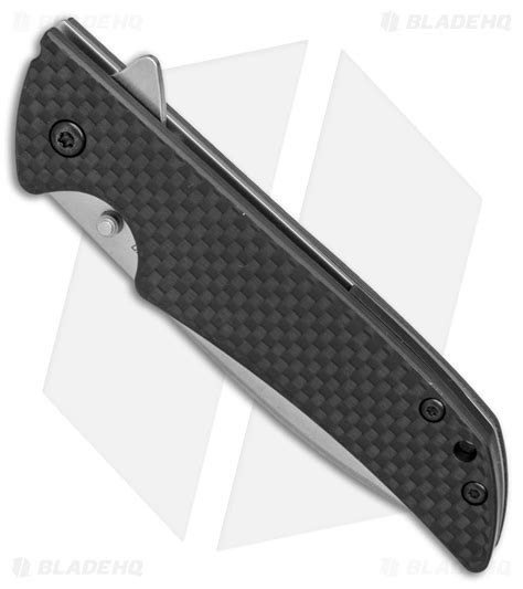 skyline scales kershaw skyline knife flytanium carbon fiber scales