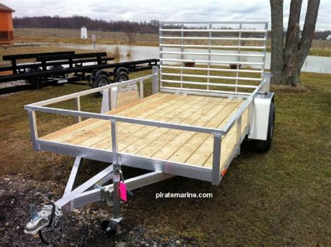 boat trailers youngstown ohio aluminum cargo utility trailers youngstown ohio trailers