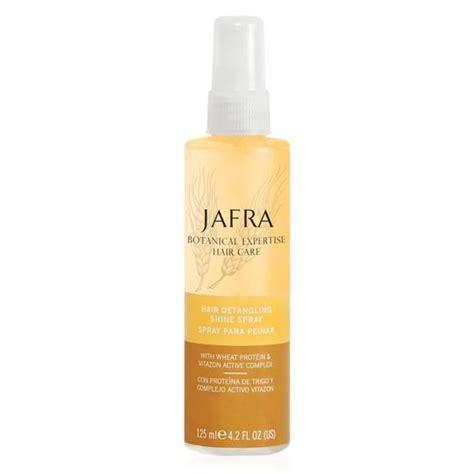 Cc Jafra jafra cosmetics botanical expertise hair detangling shine spray hair we