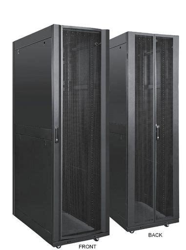 cabinet door air vents floor rack cabinets vent doors 47u wagner online store