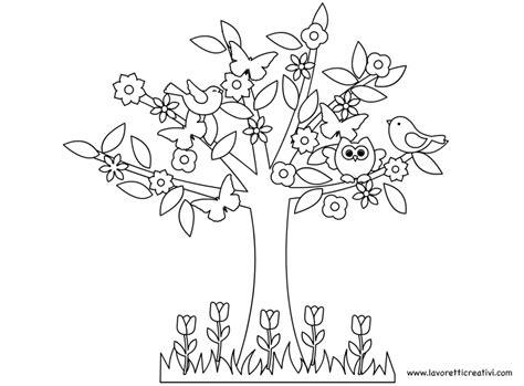 clipart scuola primaria albero della primavera scuola primaria