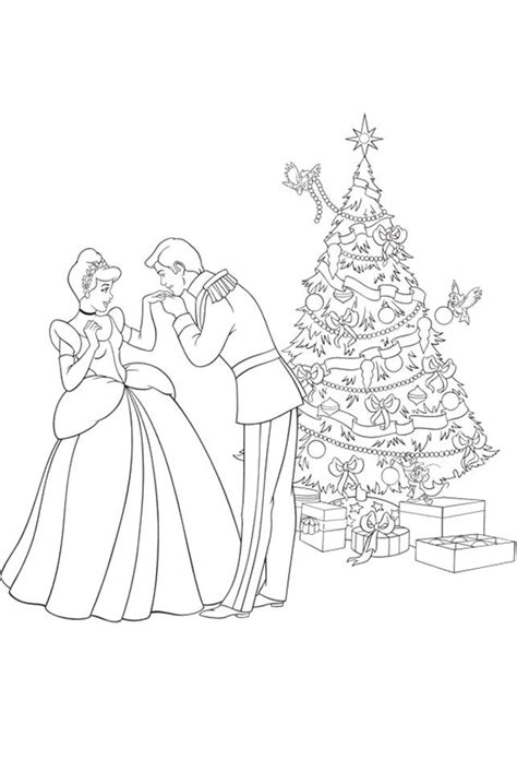 cinderella and prince charming coloring pages coloring home