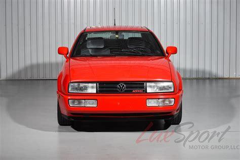 volkswagen slc 1993 volkswagen corrado slc vr6 coupe slc stock 1993160
