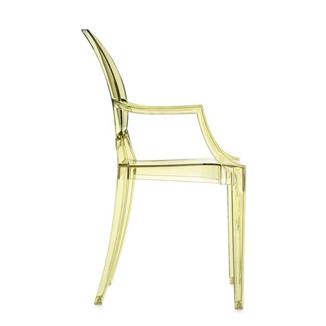 louis ghost armchair buy kartell louis ghost armchair straw yellow amara