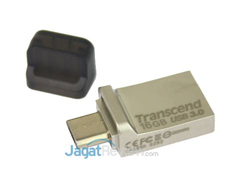 Otg Di Pasaran Review Usb Flash Drive Otg Transcend Jetflash 880s 16gb Jagat Review