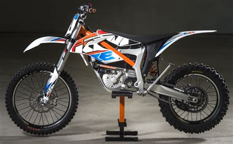 ktm electric motocross bike the electric bike that never was just might be motocross