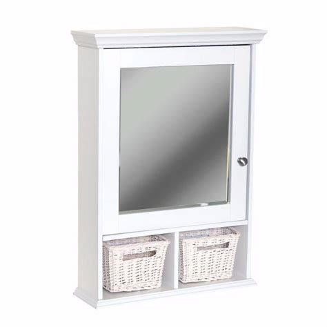 decorative medicine cabinets with mirrors zenith decorative medicine cabinet with wicker baskets