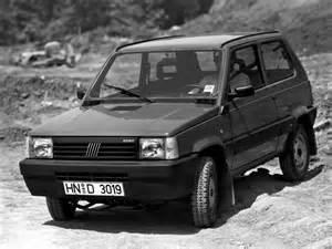 Fiat Panda 4x4 System Fiat Panda 4 215 4 153 1991 97