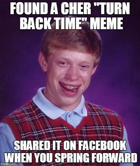 Bad Back Meme - spring forward imgflip