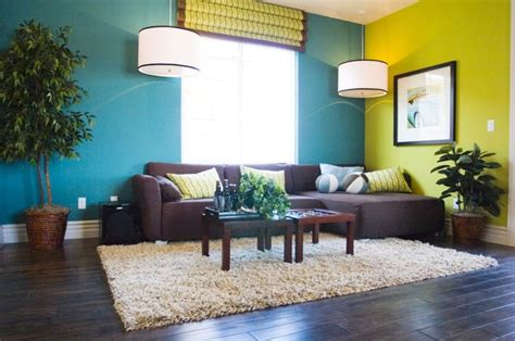 yellow colour schemes living room peenmedia com