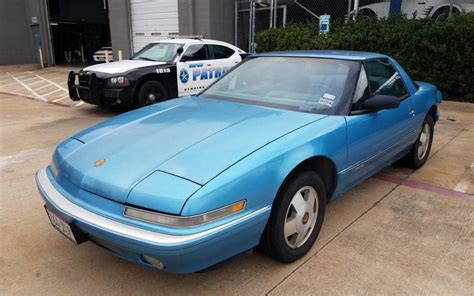 1990 buick reatta coupe in maui blue deadclutch