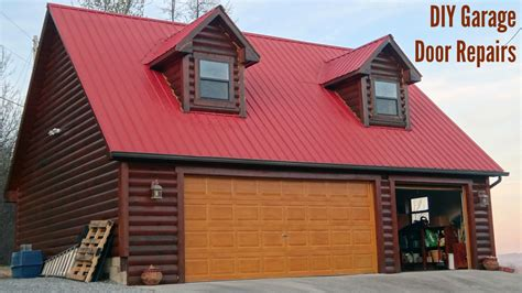 How To Garage Door Repair How To Handle Basic Garage Door Repairs Neighborhood Garage