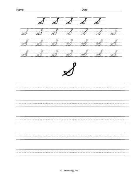 D Nealian Cursive Worksheets by Printable Cursive Alphabet Worksheets New Calendar Template Site