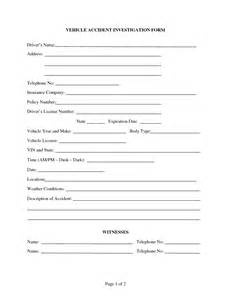 best photos of investigation report template