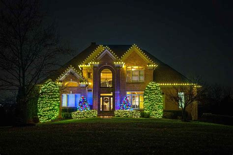 christmas lights in tennessee holiday lighting light up nashville professional
