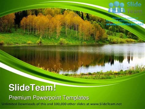 natural themes photo wood nature environment powerpoint templates themes and
