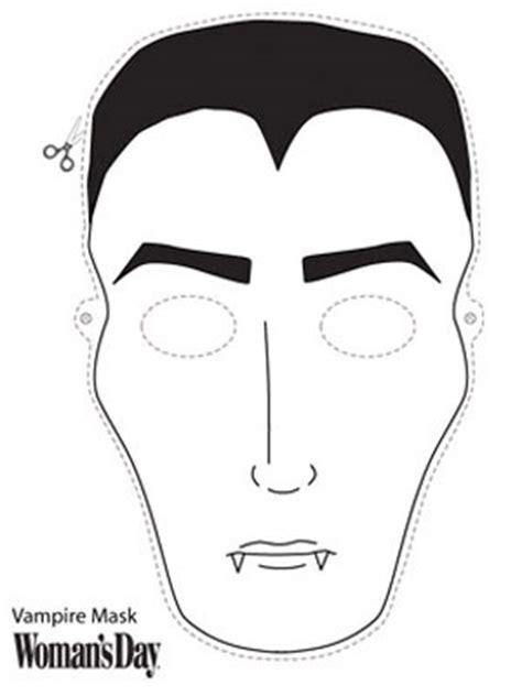 printable dracula mask 24 masques halloween bricolage preemodj com